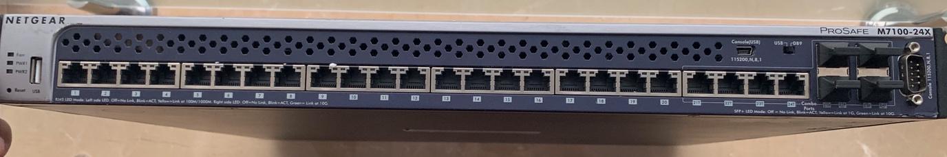 网件M7100